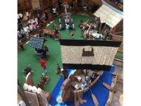 Şanlıurfa Piazza'da Viking Köyü ile eğlenceli günler