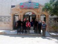 Sağlık Müdürü Arık, Azez'de sağlık tesislerini inceledi