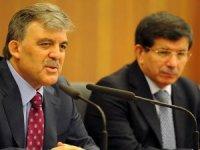 Gül ve Davutoğlu'dan 'kayyum' açıklaması: Seçimle gelen seçimle gider