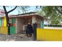 Biga'daki çeşmelerin bakım ve temizliği yapıldı