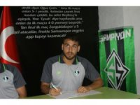Sakaryaspor'da yeni transferlere imza töreni yapıldı