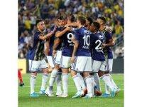 Fenerbahçe ilk yarı top göstermedi