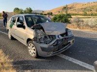 Düğün konvoyunda kaza:  11 yaralı