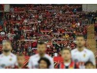 Spor Toto 1. Lig: Eskişehirspor: 1 - Keçiörengücü: 1