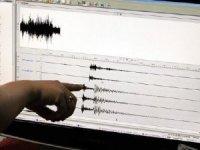 Denizli'de korkutan deprem! 3,9'la sallandı...