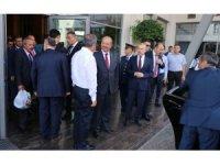 KKTC Başbakanı Adana'da