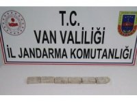 Van'da 2 kilogram eroin ele geçirildi