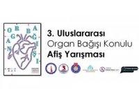 DPÜ'nün uluslararası organ bağışı konulu afiş yarışması sonuçlandı