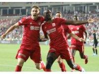 Süper Lig'in ilk haftasında 18 gol atıldı