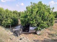 Kozan'da trafik kazası: 1 ölü, 3 yaralı
