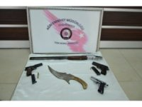 Ağrı'da terör propagandasına 9 gözaltı