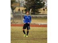 Talasgücü Belediyespor'a genç golcü
