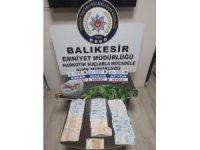 Uyuşturucu madde satan yabancı uyruklu şahıs yakalandı