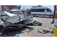 7 ayda kazalarda bin 346 kişi öldü
