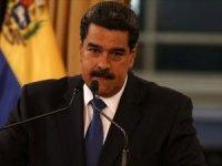 Maduro'dan ABD açıklaması: Temas halindeyiz