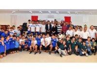 Amatör spor kulüplerine Osmangazi desteği
