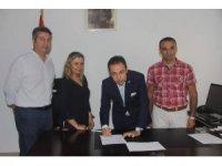 Datça'da 200 yıllık tarihi yel değirmeninin bulunduğu alan turizm öğrencilerinin hizmetine sunuldu