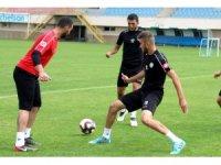 Sivas Belediyespor, yeni sezona hazırlanıyor
