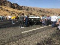Ağrı'da trafik kazası: 2 ölü, 2 yaralı