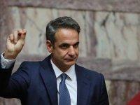Yunanistan Başbakanı Miçotakis: İltica hakkı olmayanlar Türkiye'ye dönecek!
