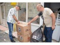 'Sinop Güç Birliği Derneği' yoksulların ihtiyaçlarını karşılamaya çalışıyor