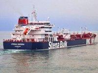 'Stena Impero' isimli İngiliz tankerinin sahibi Eric Hanel, İran Dışişleri Bakanı ile görüştü