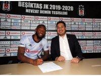 Beşiktaş, Tottenham'dan Georges-Kevin N'Koudou ile 4 yıllık sözleşme imzalandığını resmen açıkladı.