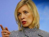 Rusya Dışişleri Sözcüsü Mariya Zaharov: Türkiye'yle, Soçi çerçevesinde işbirliğimiz sürüyor