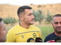 Yeni Malatyaspor'un golcüsü Jahovic'ten iddialı sözler