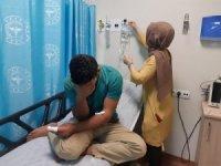 Siirt'te yılanın ısırdığı genç yaralandı