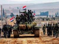 Esad, Han Şeyhun ilçesini Rusya'nın desteğiyle hakimiyeti altına aldı!
