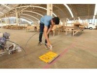 Efeler'de pazaryerlerine yeni düzenlemeler yapıldı