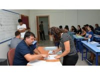 Mersin Üniversitesi'nde kayıtlar devam ediyor