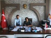 Umurbey Belediyesi şirket çalışanlarında toplu sözleşme sevinci