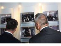Turizm Bakanı Ersoy, Türkeş'in doğduğu evi ziyaret etti