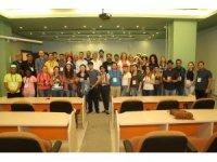 Atakum'da uluslararası öğrenci buluşması