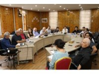 Başkan Köse festival çalışmaları kapsamında istişarelerde bulundu