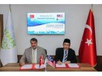 Malezya Sultan Zainal Abidin Üniversitesi ile yeni iş birliği