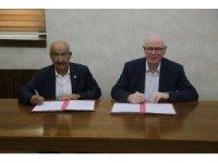 Odunpazarı Belediyesi Alpu Belediyesi'nin tesislerinde kilit taş üretecek
