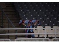 UEFA Avrupa Ligi: AEK: 1 - Trabzonspor: 2 (İlk yarı)