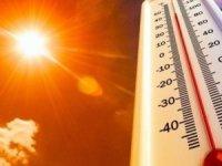 Meteorolojiden sıcak hava uyarısı: Sıcaklıklar 40 dereceye kadar çıkacak