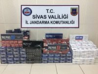Sivas'ta jandarma operasyonları