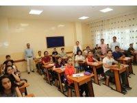 GKV'de ziller YKS hazırlık yaz kursları için çalıyor
