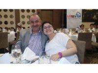 Kızını lösemiden kaybeden baba, kök hücre bağışıyla hayat kurtardı