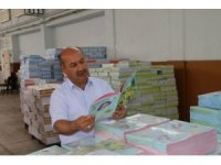 Kütahya'da 838 bin 988 ders kitabı dağıtılacak