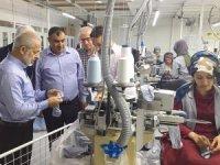 HRÜ OSB MYO aracılığında sanayicilerle işbirliği yapacak