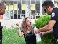 Alkollü kadın sürücüden kaza sonrası güldüren savunma: Çarpmadım, öptüm