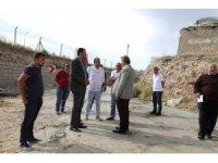 Erciyes Üniversitesi'ne yeni alternatif yol yapılıyor