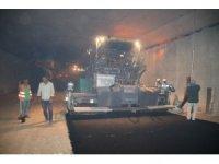 Şanlıurfa'da altgeçit ve caddeler asfaltlandı