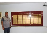 Akyurt'ta rekor mantar üretimi
